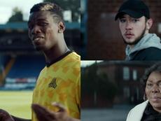 Nunca llames 'sobrevalorado' a Pogba. YouTube/AdidasFootball