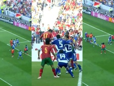 Le premier but de Ronaldo avec le Portugal fête ses 15 ans. UEFA