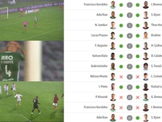Se lanzaron 24 penaltis para decidir al ganador. Captura/SportTV/BeSoccer