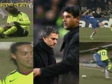 Messi volvió loco a Mou y al Chelsea aquel día. FCBarcelona