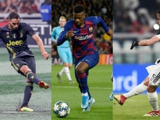 Juventus to pay 25 million plus two players for Nelson Semedo.EFE/AFP/Archivo