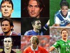 Sagas futbolísticas en las selecciones.