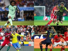 Just some of the players who won't be in Russia. BeSoccer
