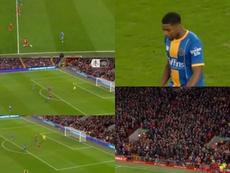 El Liverpool se clasificó con un gol en propia del rival. TheEmiratesFACup