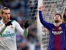 Bale is nearly at Messi's level according to Eriksen. BeSoccer/EFE