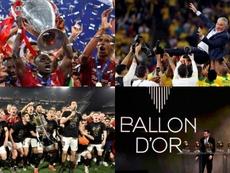Merci 2019 pour une grande année de football. AFP/EFE