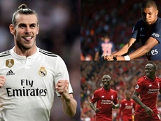 Mbappé, Mané et Bale, parmi les dix plus rapides de FIFA 19. BeSoccer