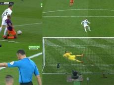 Delph cometió penalti, y el Swansea no lo desaprovechó. PimpleTV