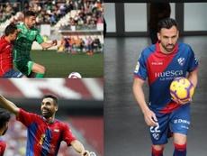 Enric Gallego es uno de tantos trotamundos del fútbol modesto español. UECornella/LaLiga/SDHuesca