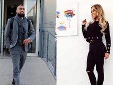 Unos ladrones entraron en la casa de la ex de Vidal Instagram
