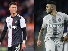 Sarri veut Icari à la Juventus. Juventus/AFP