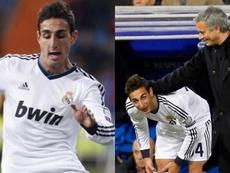 Jose Rodríguez se cruza en el camino de Mourinho. Montaje/BeSoccer