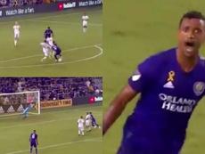 Nani ne cesse d'impressionner en MLS et marque un golazo. Capture/MLS
