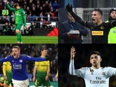 Estos son los jugadores que han sufrido cambios. EFE/AFP