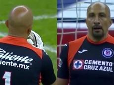 El 'Conejo' Pérez dijo adiós al fútbol. Captura