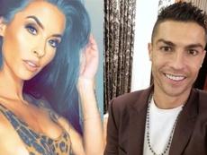 Jasmine Lennard diz ter provas contra CR7. Instagram