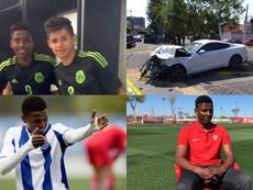Un giro de 180 grados en la vida de Maleck. Porto/Sevilla/Twitter/ExpresoNetwork