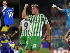 10 grandes regresos en el fútbol mundial. BeSoccer
