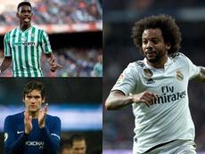 El Madrid baraja sus opciones. BeSoccer