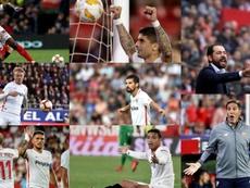 Así invirtió el Sevilla más de 150 millones sin Monchi. Collage/BeSoccer