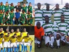 Primeira participação de um torneio da CONCACAF. Facebook/AnalistasOficial