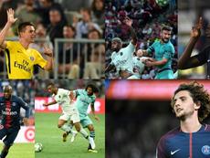 Des champions oubliés. AFP