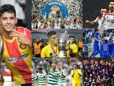 Les 10 équipes qui ont le plus de titres dans le monde. EFE