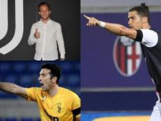 As contratações mais cara da história da Juventus. Montaje/BeSoccer