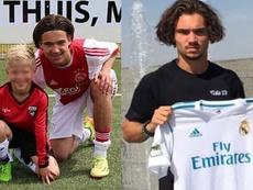 Su carrera se desmoronó cuando salió de Ámsterdam. Ajax/Voetbalzone