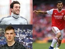 ¿Qué valor tienen los jugadores cedidos del Real Madrid? EFE/RealOviedo