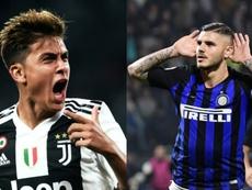 ¿Intercambio de estrellas en la Serie A? AFP