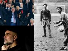 Los diez mejores entrenadores de la historia. AFP/EFE
