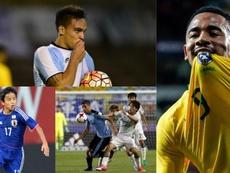 Las 12 perlas de la Copa América 2019, Collage/EFE