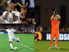 I giocatori più giovani ad aver debuttato in Champions con il Real Madrid. EFE