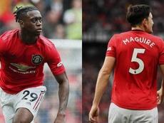 El once más caro del United. Collage/ManUtd