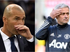 Zidane made history against PSG and caught up with Mourinho. BeSoccer
