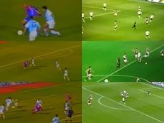 L'incredibile goal di Son al Burnley. DAZN/CanalSur