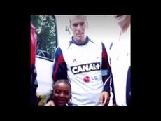 Aos 10 anos, Mbappé já destacava nos gramados. Youtube