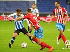 El Espanyol se enfrentará al Zaragoza. LaLiga