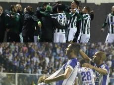 Coritiba e Avaí se enfrentam pela 29ª rodada do Campeonato Brasileiro da  Série B. Collage 3ea5dbcda8f36