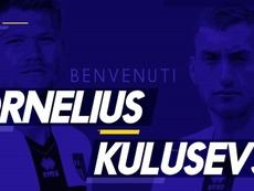 Parme recrute Cornelius et Kulusevski en provenance de l'Atalanta. ParmaCalcio