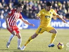 Sin nada en juego, Alcorcón y Almería podrán jugar sin presión. LaLiga
