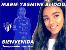 El Sporting de Huelva incorpora a Marie-Yasmine Alidou