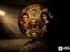Confira o nome de todos os ganhadores da Bola de Ouro. ProFootballDB