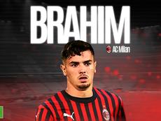 Brahim é reforço do Milan. BeSoccer