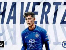Havertz è un giocatore del Chelsea. BeSoccer
