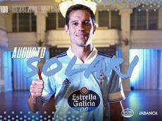 Solari has signed for Celta Vigo. RCCelta