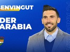 Eder Sarabia confimed as boss of Piqué's Andorra. FCAndorra