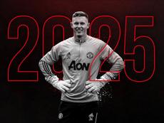 Henderson renueva por cinco años con opción a otro más. ManchesterUnited