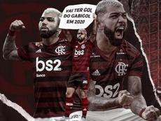 Gabigol seguirá en Flamengo. Flamengo